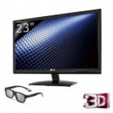 Monitor LCD LG D2342P-PN 3D, 23 inch wide