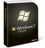 Microsoft Windows Ultimate 7 64bit OEI