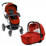 Carucior Symbio Chili Red 2 in 1