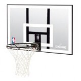 Panou de baschet NBA Acrylic Board (transparent)