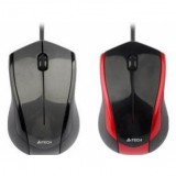 A4Tech N-400-1, V-Track Padless Mouse USB (Grey)