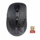 Mouse A4TECH Gaming Wireless R4, V-Track, USB, (Black)