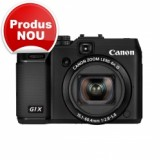 Canon G1X Negru - 14 MPx, 4x Zoom optic, LCD 3.0