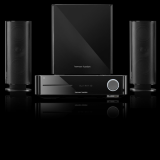 Sistem Home Cinema Harman Kardon BDS 470 negru