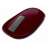 Mouse Microsoft Explorer Touch Sangria Red, U5K-00015