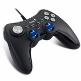 GamePad Genius MaxFire Grandias 12V, Vibration, 12 Action Buttons+Turbo+Macro, USB