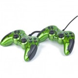 Gamepad Gembird JPD-ST03, USB, 4-way D-pad and 10 programmable buttons, pachet 2 dispozitive